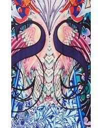 Mary Katrantzou Multicolor Sirene Printed Jersey Maxi Dress