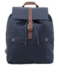 Ally Capellino - Blue Navy Kelvin Backpack for Men - Lyst
