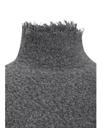 Dorothee Schumacher | Gray Cool Allure Pullover Turtle Neck 1/1 | Lyst