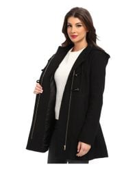 Jessica Simpson - Black Jofmh767 Coat - Lyst