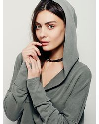 Free People | Green Lover Boy Pullover | Lyst