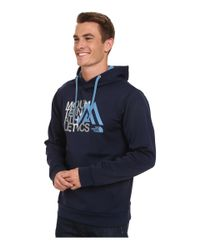 The North Face | Blue Mountain Athletics™ Graphic Surgent Hoodie for Men | Lyst