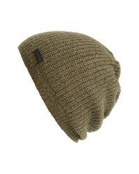 John Varvatos Natural Wool Blend Beanie for men