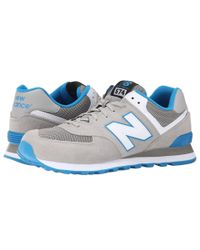 New Balance | Gray Ml574 - Core Plus Collection for Men | Lyst