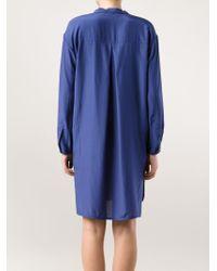 Hope Blue 'joy' Dress