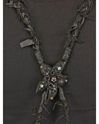 KD2024 Black Janeiro Strap Body Jewels