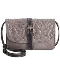 Patricia Nash | Gray Tooled Rose Torri | Lyst