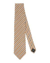 BOSS Black - Natural Tie for Men - Lyst