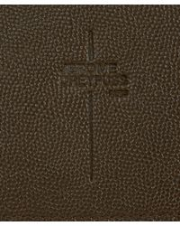 Jérôme Dreyfuss - Natural Khaki Bobi Leather Bag - Lyst