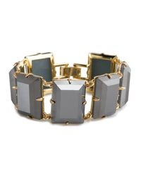 Lele Sadoughi | Blue Ocean Bracelet | Lyst