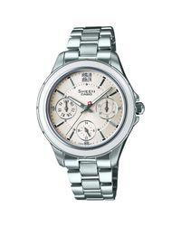 G-Shock Metallic She- Womens Sheen Chronograph Watch