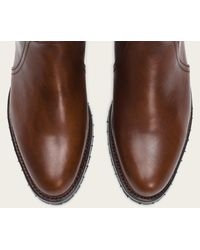Frye | Brown Dorado Lug Riding | Lyst