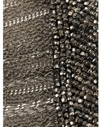 Jean-Francois Mimilla | Black Collar Necklace | Lyst