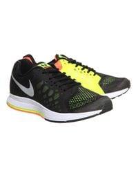 Nike Black Zoom Pegasus 31