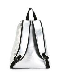 Golden Goose Deluxe Brand Haus X Ggdb Metallic Backpack