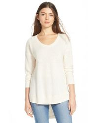 Madewell Natural 'Ariel' Pullover
