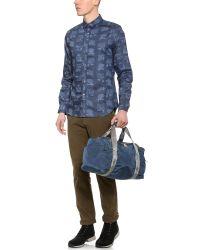 Jansport Blue Heritage Hipster Duffel for men