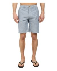 Jack O'neill | Blue Max Well Walkshorts for Men | Lyst