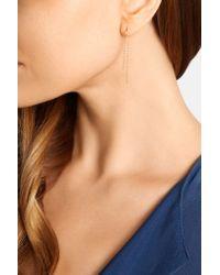 Melissa Joy Manning - Metallic 14-karat Gold Drop Earrings - Lyst