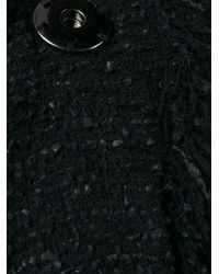 Lanvin | Black Short-sleeved T-shirt | Lyst