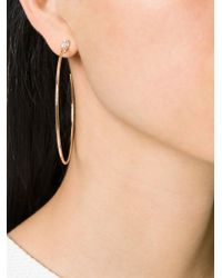 Vita Fede - Metallic 'asteria' Hoop Earrings - Lyst