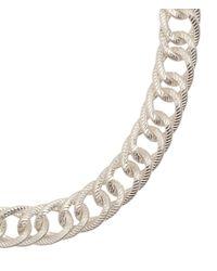 H&M - Metallic Chain Necklace - Lyst