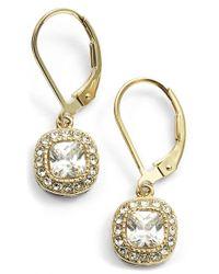 Judith Jack - Metallic 'rings & Things' Drop Earrings - Lyst