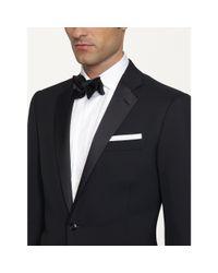 Ralph Lauren Black Label Black Anthony Notch Lapel Tuxedo for men