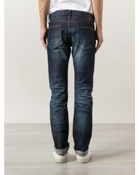 Fabric-Brand & Co. | Blue 'Doran' Jeans for Men | Lyst