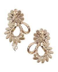 DSquared² | Brown Earrings | Lyst