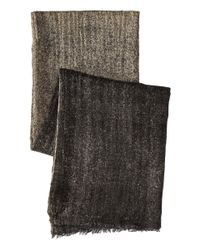 Steve Madden | Natural Textured Ombre Daywrap | Lyst