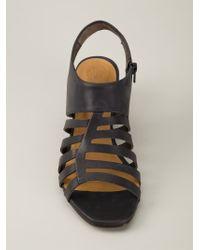 Coclico - Blue Slingback Sandals - Lyst