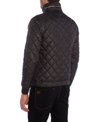 G-Star RAW | Black Meefic Quilted Lightweight Bomber Jacket for Men | Lyst