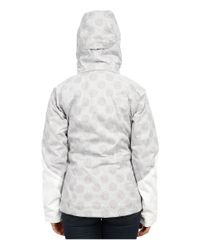 The North Face | White Condor Triclimate® Jacket | Lyst