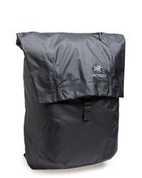 Arc'teryx Black 'granville' Backpack for men