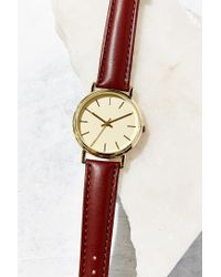 Urban Outfitters | Metallic Gabrielle Watch | Lyst