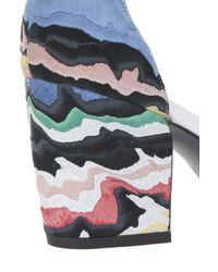 Pierre Hardy - Multicolor Calamity Rainbow Sandals - Lyst