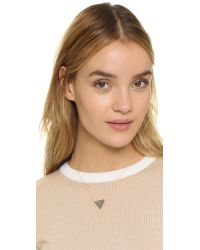 Heather Hawkins - Metallic Bermuda Necklace - Lyst