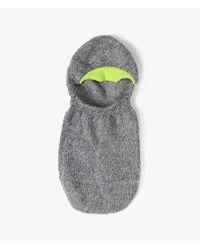 Mr Gray | Gray Melange Loafer Socks for Men | Lyst
