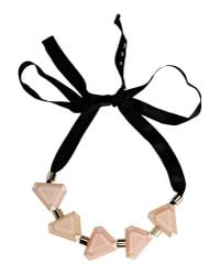 Marni | White Necklace | Lyst