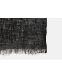 Destin | Black Jeans Unito Stola Scarf 30 X 75 | Lyst