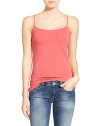 Halogen | Pink 'absolute' Camisole | Lyst
