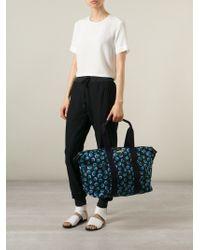 Stella McCartney   Blue 'noemi' Weekender Bag   Lyst