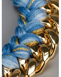Aurelie Bidermann - Blue Do Brasil Bracelet - Lyst