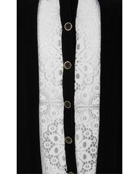 Temperley London - Black Decker Knit Top - Lyst