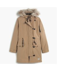 Madewell | Brown Penfield® Paxton Parka | Lyst
