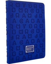 Marc By Marc Jacobs - Blue Dreamy Logo Tablet Book - Lyst