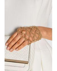 Rosantica - Metallic Penelope Gold-Tone Finger Bracelet - Lyst