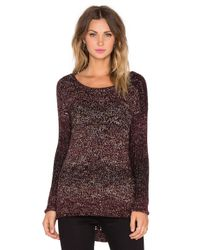 Sanctuary | Brown Northern Pullover | Lyst