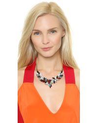 Jenny Packham Metallic Bianca Necklace - Multi